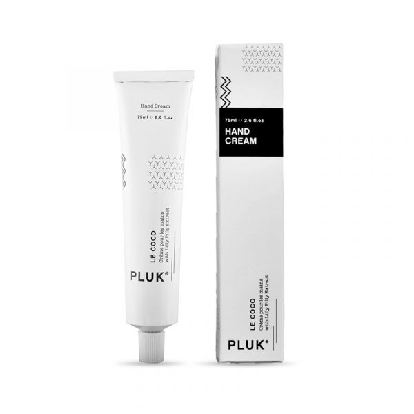 Pluk Skincare Product Le Coco Hand Cream Single Tube