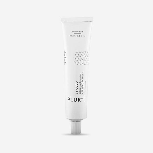 Pluk Skincare Product Le Coco Hand Cream Single Tube